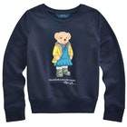 Ralph Lauren Bear Knit Girl's Sweater