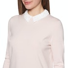 Ted Baker Zoilaa Embellished Collar Women's Knits