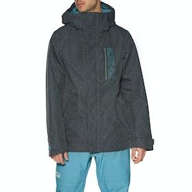 Burton Gore Doppler Snow Jacket - Denim