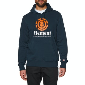 Element Vertical Ft Hood Pullover Hoody - Eclipse Navy
