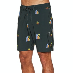 "Vissla Outside Sets 18.5"" Boardshort Boardshorts - Black"