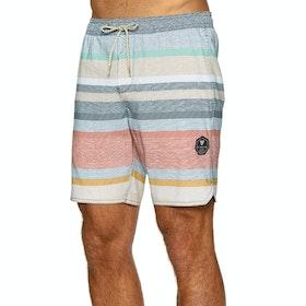 "Vissla Paso Robles 17.5"" Ecolastic Boardshorts - Sand"