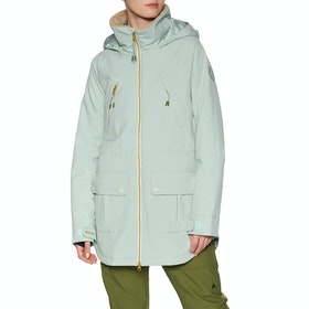 Burton Prowess Womens Snow Jacket - Aqua