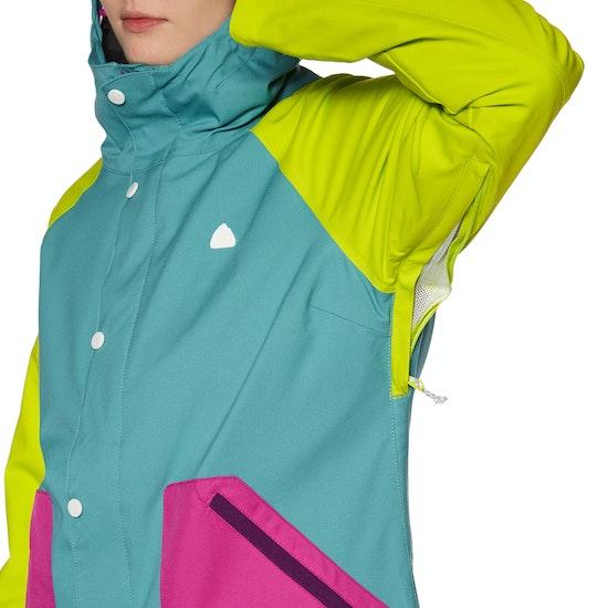 Burton Eastfall Dame Snowboardjakke