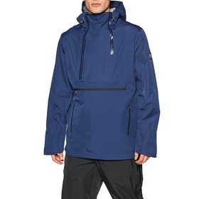 Holden 3-layer Anorak Snow Jacket - Abyss