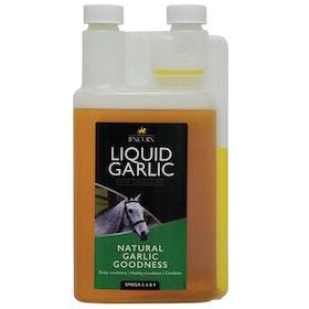 Lincoln Liquid Garlic Health Supplement - Clear