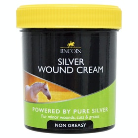 Lincoln Silver Wound Cream Horse First Aid - Natural