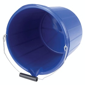 Lincoln Stable Bucket - Dark Blue