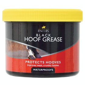 Lincoln Black Hoof Grease Hoof Oil - Black