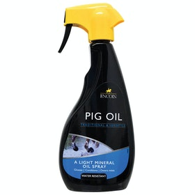 Lincoln Pig Oil Skin Care - Clear