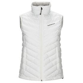 Peak Performance Frost Down Ladies Vest - Offwhite
