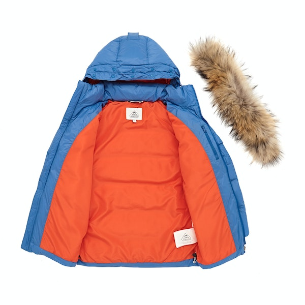 Pyrenex Authentic Mat Fur Boy's Down Jacket