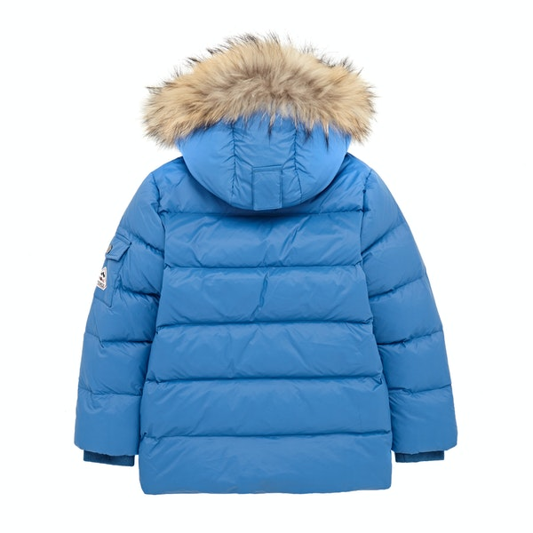 Giacca Montagna Pyrenex Authentic Mat Fur