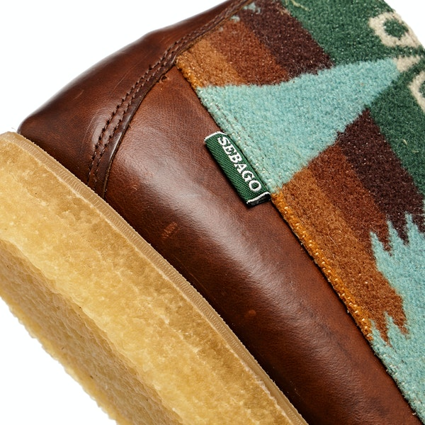 Sebago X Pendleton Tatanka Para Wool Boots