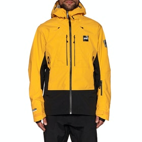 Picture Organic Welcome Snow Jacket - Yellow