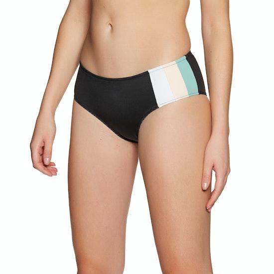 Roxy Fitness Shorty Womens Bikini Bottoms