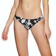 Roxy Fitness Reg Womens Bikini Bottoms