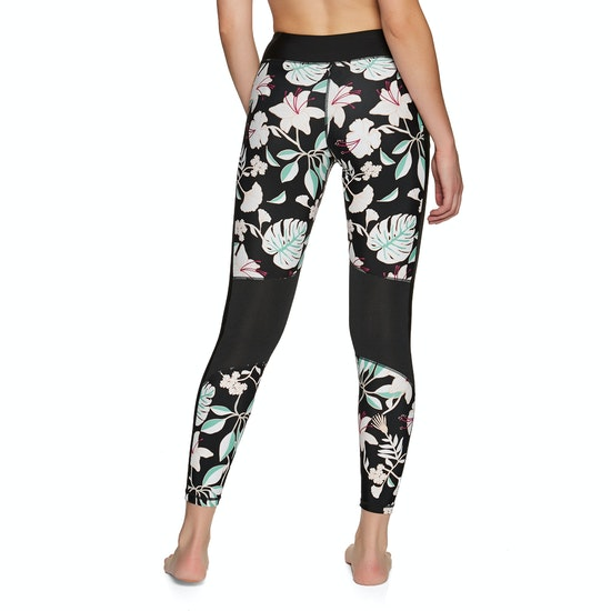 Leggings Femme Roxy Spy Game Fitness