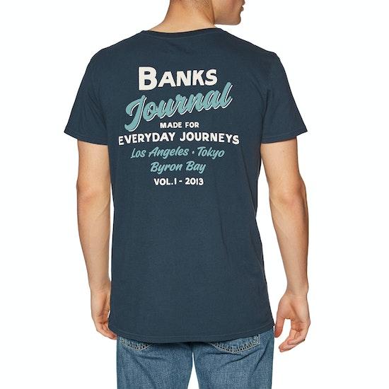 T-Shirt à Manche Courte Banks Encore