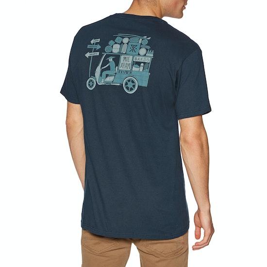 T-Shirt à Manche Courte Roark Revival Street Car Staple