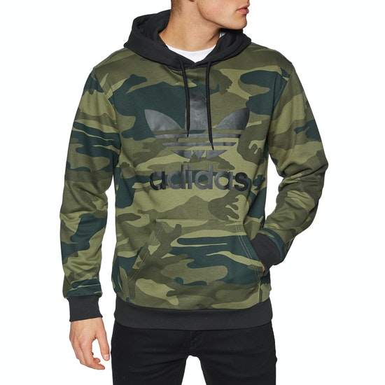 Adidas Originals Camouflage Pullover Hoody