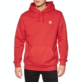 Adidas Originals Essential Pullover Hoody - Lush Red