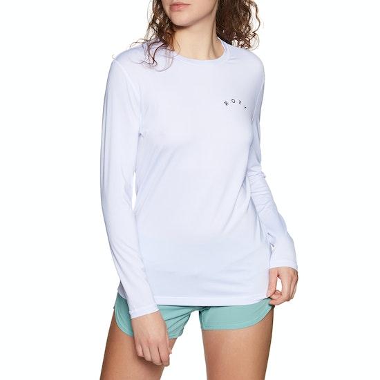 Roxy Enjoy Waves Long Sleeve Ladies Rash Vest