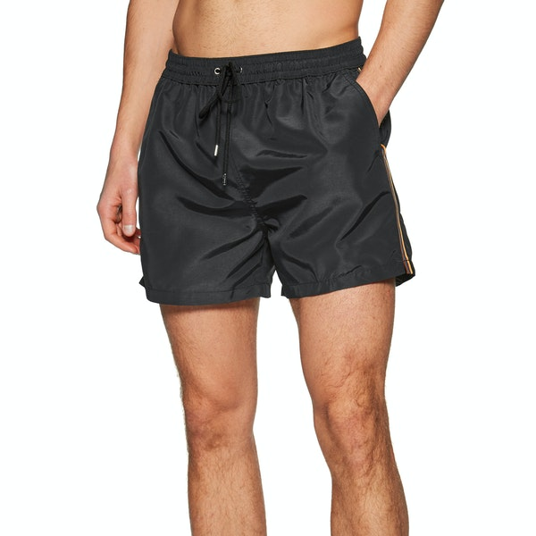 Paul Smith Plain Stripe Swim Shorts