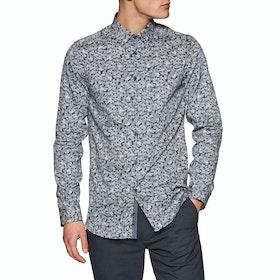 Ted Baker Droite Shirt - Navy