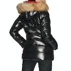 Pyrenex Authentic Shiny Fur Dame Dunjakke