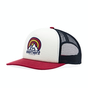 Element Rift Trucker Cap - Off White
