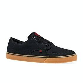 Element Topaz C3 Shoes - Black Gum Red