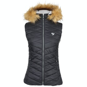 Shires Aubrion Cinder Dames Bodywarmer - Black