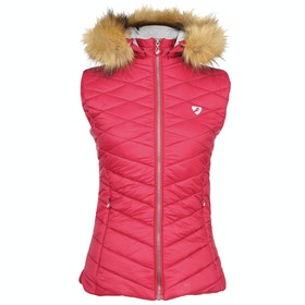 Shires Aubrion Cinder Ladies Gilet - Red