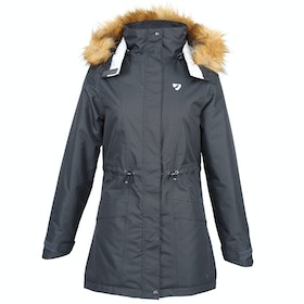 Shires Aubrion Highwood Ladies Riding Jacket - Black
