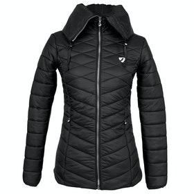 Shires Aubrion Newbury Short Dames Riding Jacket - Black