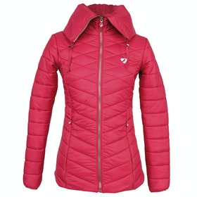 Shires Aubrion Newbury Short Dames Riding Jacket - Red