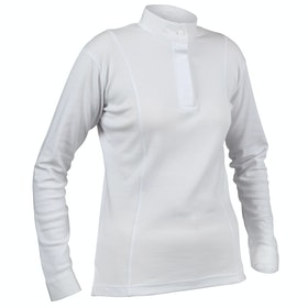 Shires Hunt Competition Shirt - White