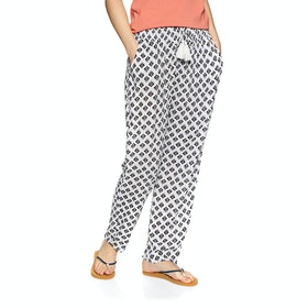 Rip Curl Island Pant Womens Trousers - White