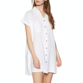Rip Curl The Adrift Dress - White