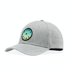 Billabong Theme Snapback Cap - Grey Heather