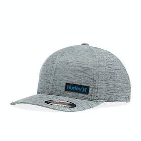 Hurley Dri-fit Marwick Elite Cap - Dk Smoke Grey