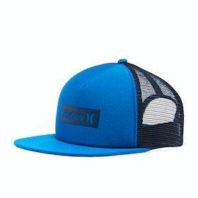 Hurley One & Only Square Trucker Cap - Soar