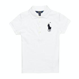 Polo Ralph Lauren Basic Polo Shirt - White