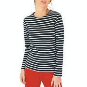 Armor Lux Mariniere Interlock Women's Long Sleeve T-Shirt