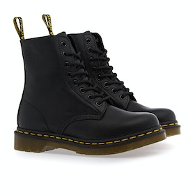 Dr Martens 1460 Pascal Damen Stiefel - Black Virginia