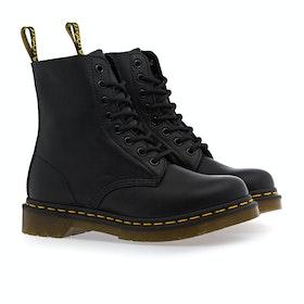 Dr Martens 1460 Pascal Women's Boots - Black Virginia