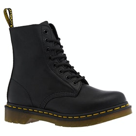 Dr Martens 1460 Pascal Ladies Boots - Black Virginia