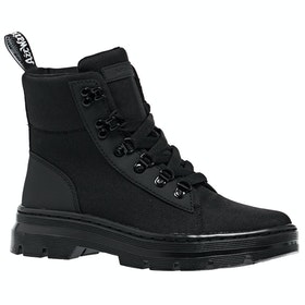 Dr Martens Combs Waterproof Ladies Boots - Black Ajax
