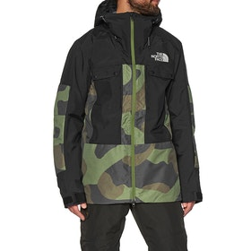 North Face Balfron Jacket - Four Leaf Clover TNF Black